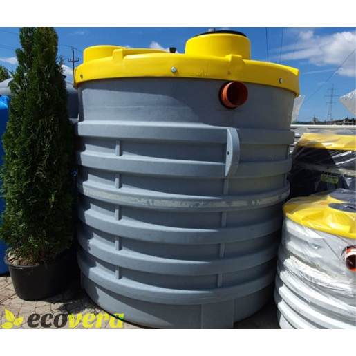 Separator de ulei si hidrocarburi cu filtru de coalescenta