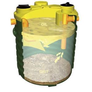 Separator ulei si hidrocarburi